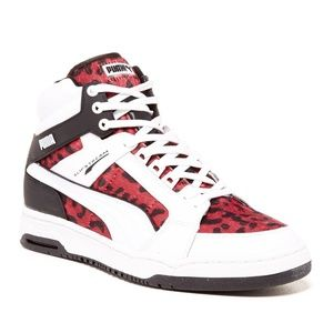 Puma Slip Stream Animal High Top Sneaker